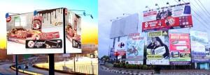 Baliho Advertising Bali