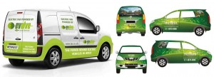 Car Branding Advertising Bali