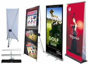stand banner printing Advertising Bali