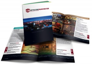brochures advertising bali