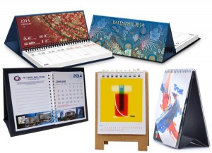 kalender meja advertising bali